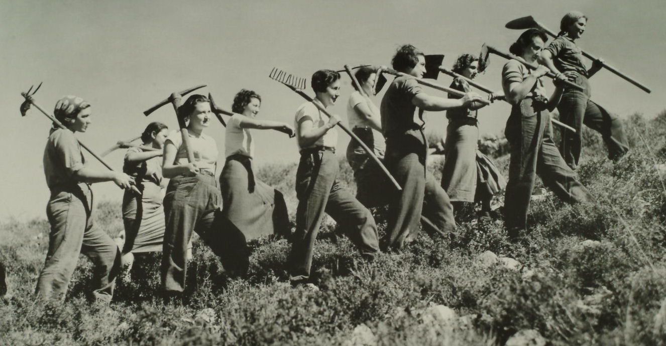 Collective Innovation: The Startup Nation's roots in the kibbutz movement