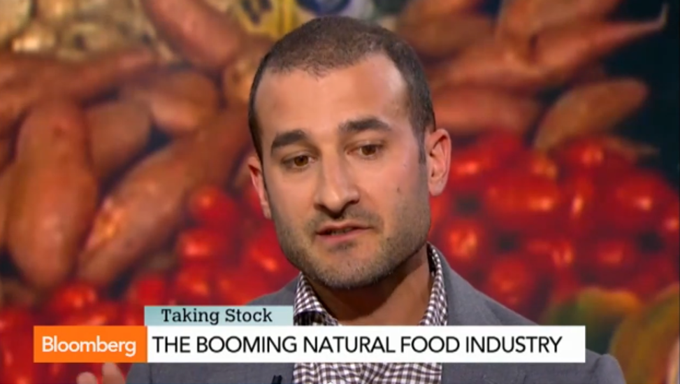 OurCrowd's Portfolio Company Abe's Market Featured On Bloomberg TV
