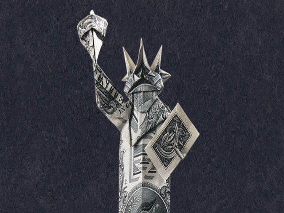 Crowdfunding, the Statue of Liberty and the Future of Finance