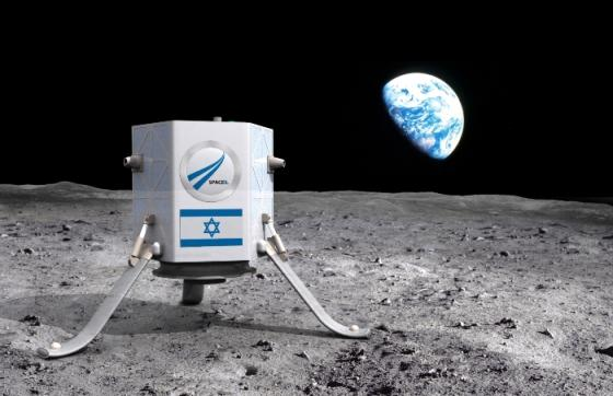 Shooting for the Moon with SpaceIL