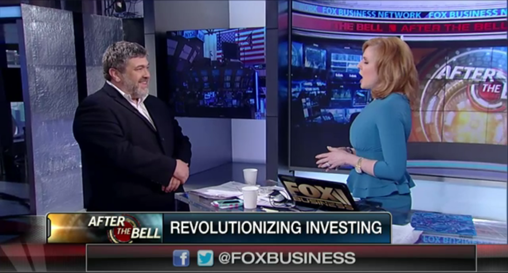 Revolutionizing investing with crowdfunding: OurCrowd's CEO Jon Medved on Fox Business