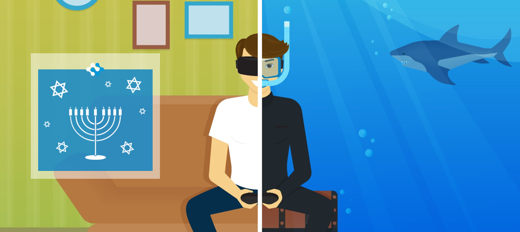 Virtual Reality: 8 Israeli Tech Trends, 8 Crazy Nights 2015 (5/8)