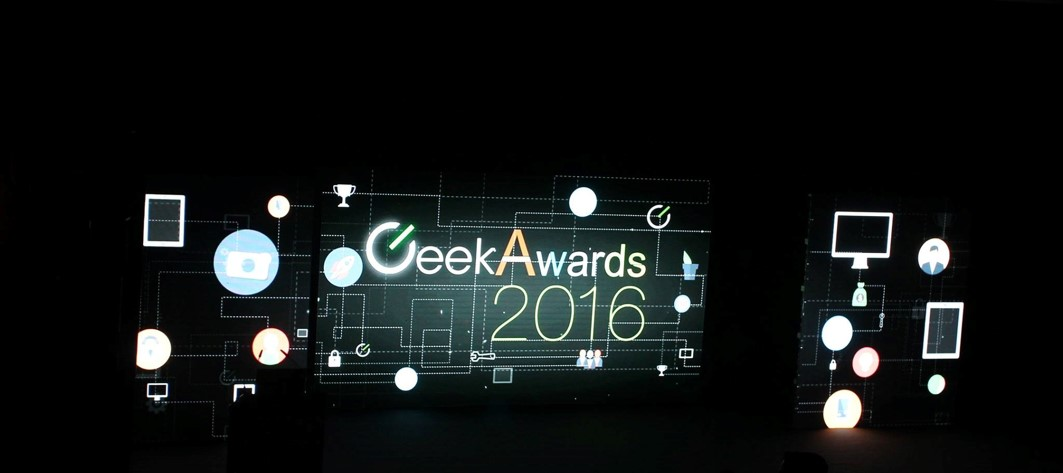 And the Geek Award 2016 goes to… OurCrowd portfolio companies!
