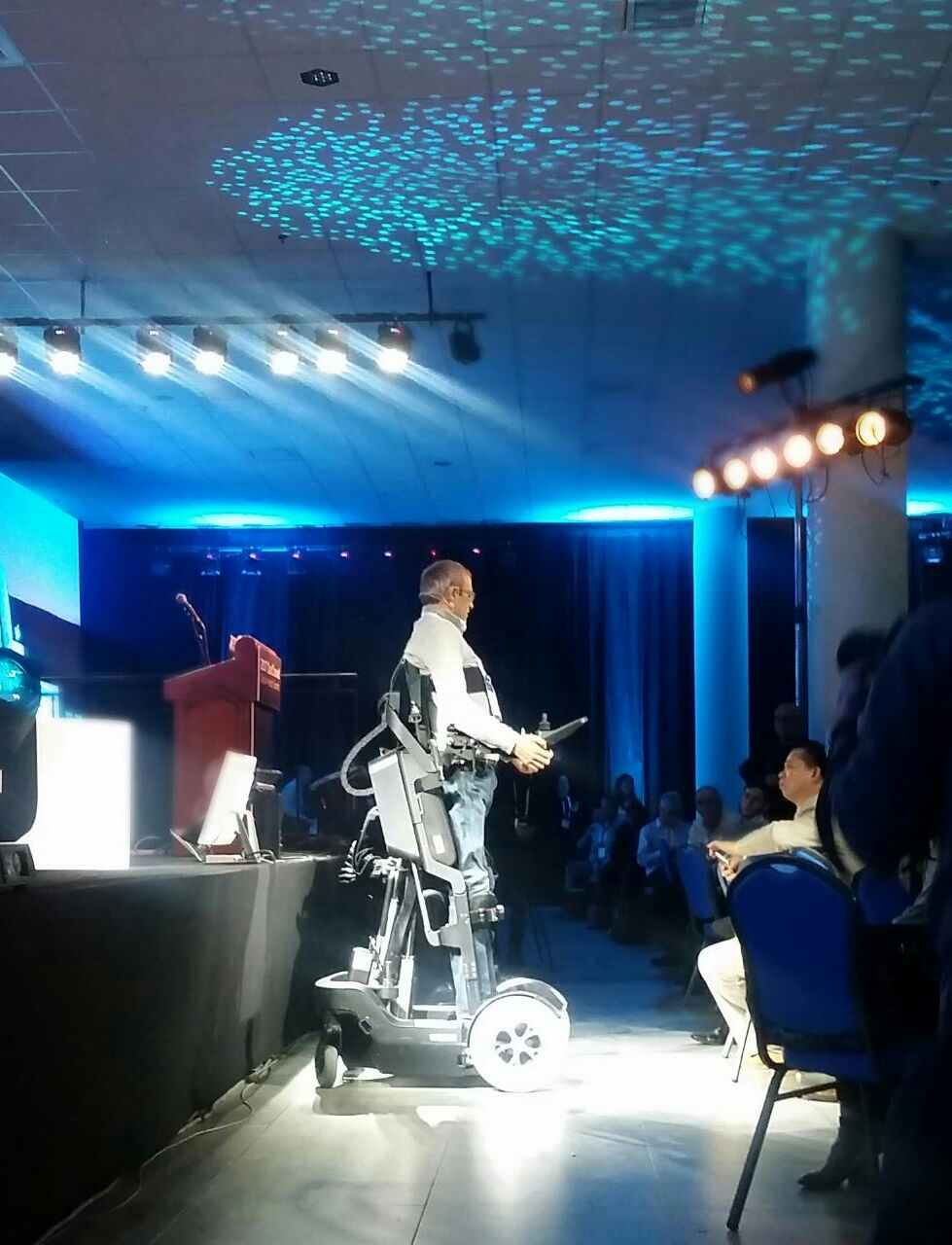 UPnRIDE's latest tech at the OurCrowd Summit