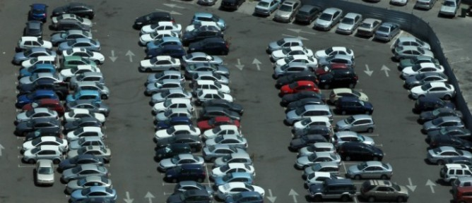Social parking app turns to the crowd to solve the parking problem