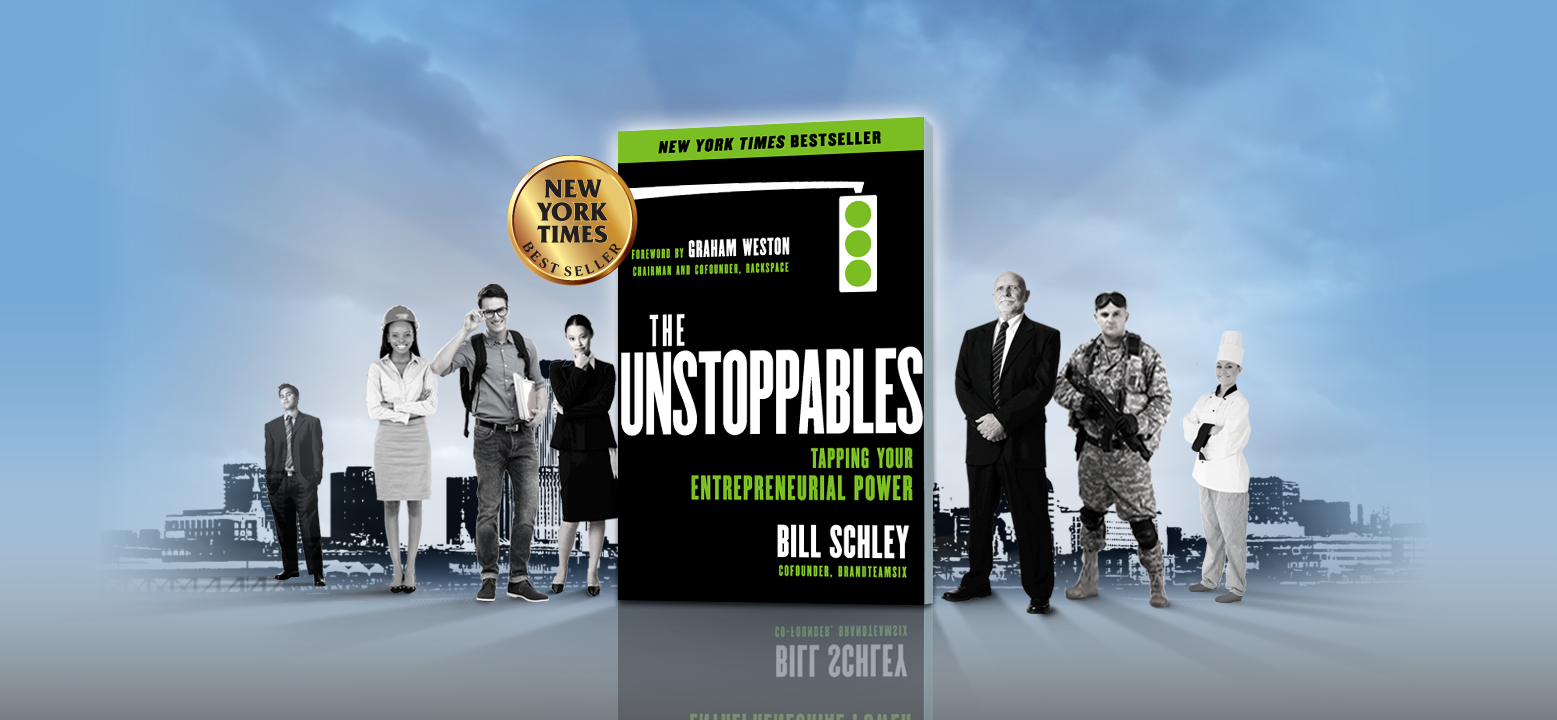 The UnStoppables: Tapping Your Entrepreneurial Power [Book Review]