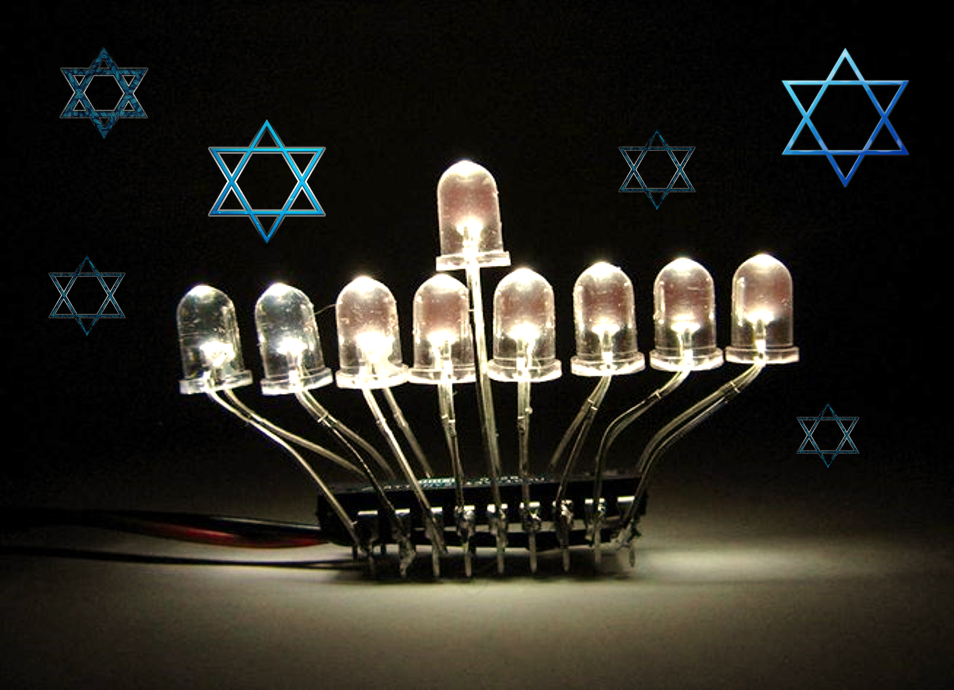 High-Tech Hanukkah: 8 Israeli tech trends for 8 crazy nights