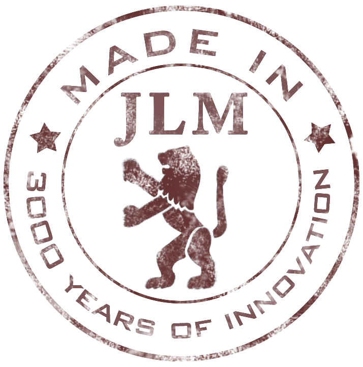 made in jlm - logo
