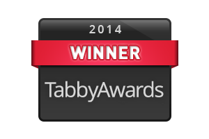 Tabby Awards winner