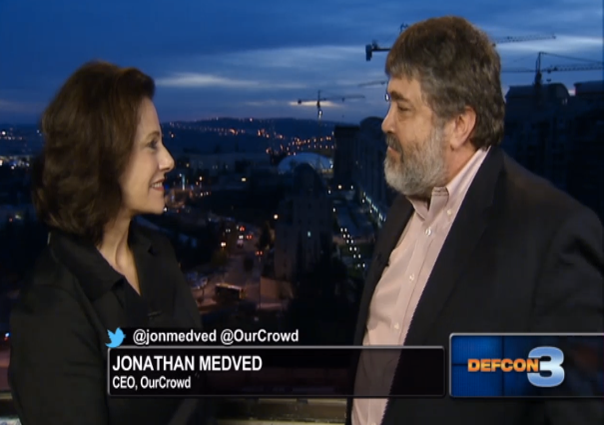 "OurCrowd's Jon Medved featured on Fox News: ""Is Israel the next Silicon Valley?"""