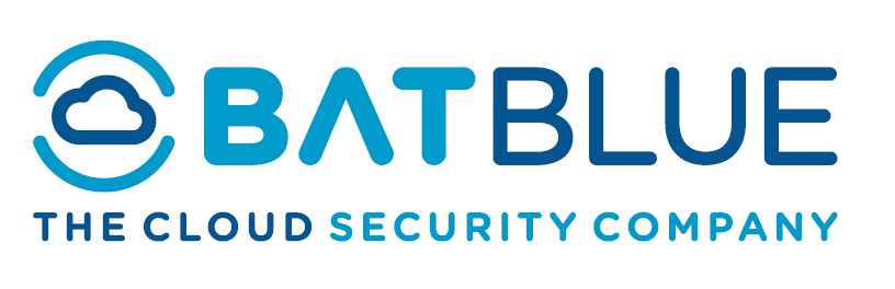 Bat Blue Logo