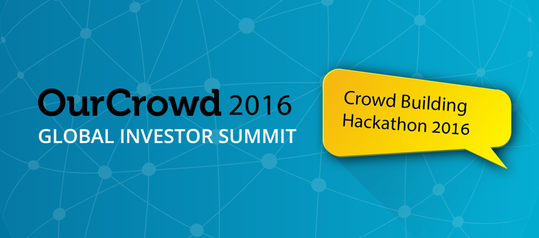 The investor's guide to the first-ever Crowdbuilding Hackathon
