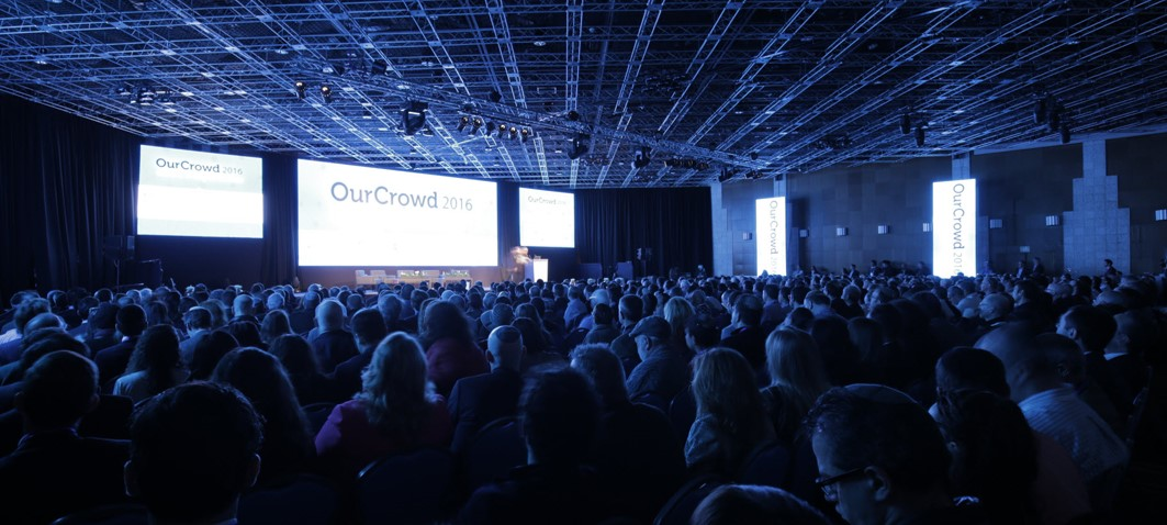 LIVE BLOG: OurCrowd's 2016 Global Investor Summit