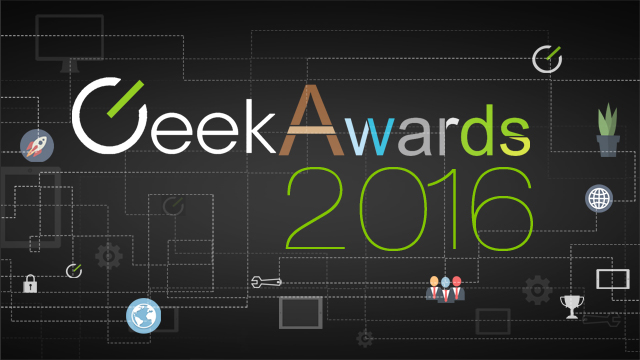 geek awards 2016