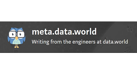 [data.world in meta.data.world] Find your data's perfect match