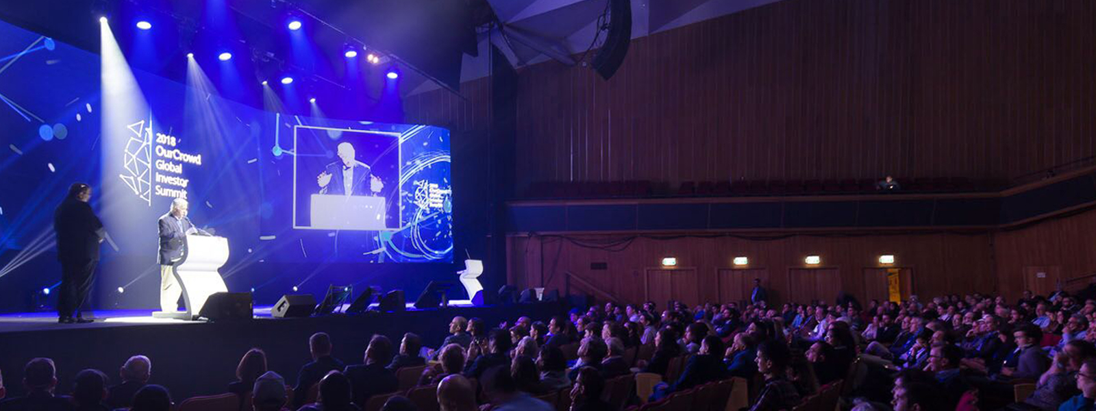 Global Impact: Announcing the Theme for the 2019 OurCrowd Global Investor Summit