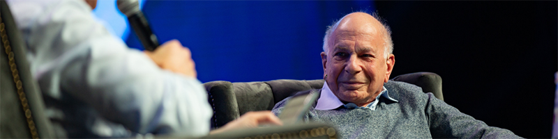 Class is In Session: Daniel Kahneman's Lesson on the Art & Science of Decision-making