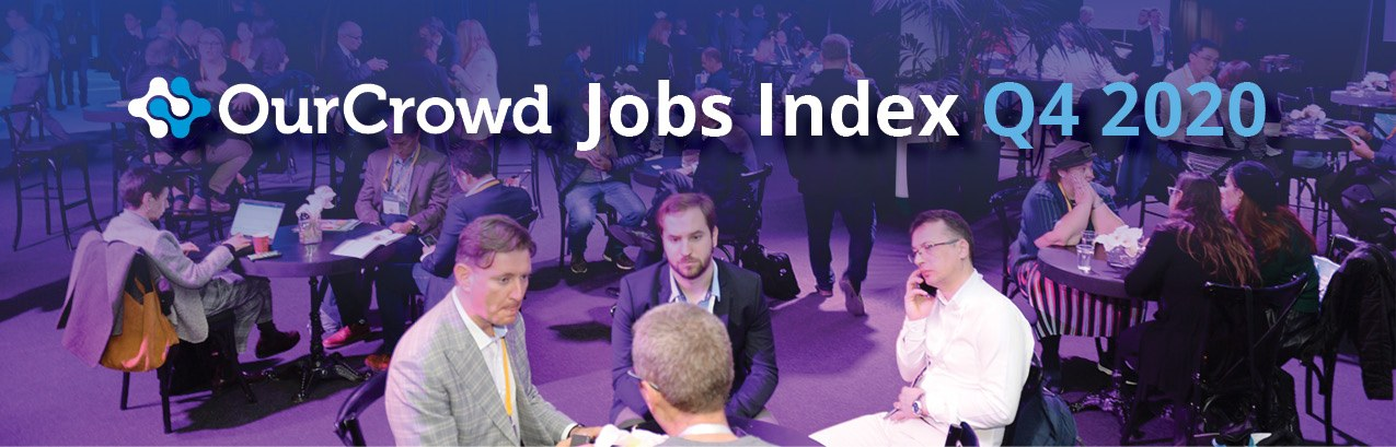 OurCrowd Jobs Index Q4 2020
